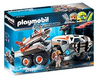 Playmobil Mezzo d'assalto dello Spy Team