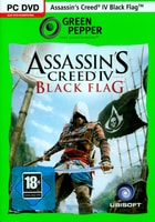 PC -  Green Pepper: Assassin's Creed 4 - Black Flag Box