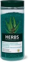 Herbs Badesalz mit Eukalyptusöl