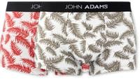 John Adams Herren-Shorts im 2er-Pack