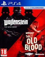 PS4 - Wolfenstein: The New Order & The Old Blood D Box