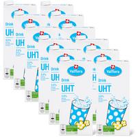 Lait M-Drink UHT Valflora en pack de 12