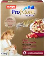 Milupa Profutura mama pour femmes allaitantes - Müsli Fruits rouges