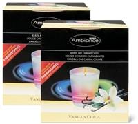 Ambiance LED-Duftkerzen im Duo-Pack