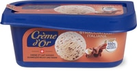 Crème d'or Stracciatella