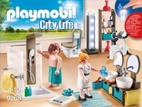 Playmobil City Life Bagno accessoriato 9268