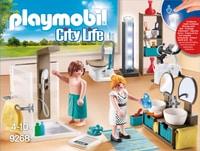 Playmobil City Life Bagno accessoriato 9268