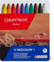 Caran d' Ache Neocolor I Wachsmalstifte