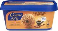 Crème d'or Espresso Doppio