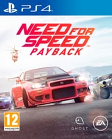 PS4  - Need for Speed - Payback Box