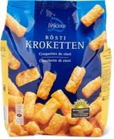 Croquettes de röstis Delicious en emballage spécial