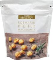 Sélection macadamia Rosmarino / pepe