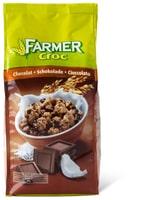 Farmer Croc chocolat Müesli croquant