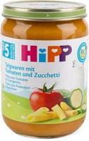 Bio HiPP Pâtes aux tomates et courgette