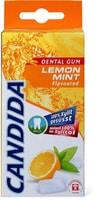 Candida dental gum Lemon Mint