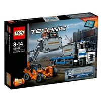 Lego Technic Le transport du conteneur 42062