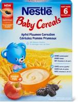 Nestlé Baby Cereals mela prugna