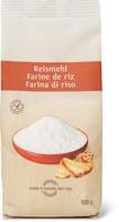 Farine de riz sans gluten