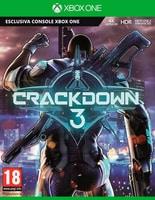 Xbox One - Crackdown 3 Box