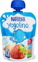 Nestlé Yogolino Merenda da spremere mela e fragola
