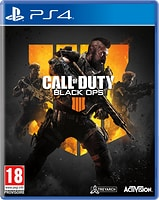 PS4 - Call of Duty: Black Ops 4 Box