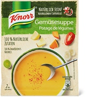 Zuppa di verdure Knorr