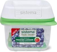 Sistema Fresh Works Frischhalteboxen