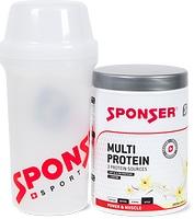 Sponser Multi-Protein 240 g mit Gratis-Bidon