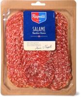 Salame Classico Rapelli intero (ca. 700 g) e affettato in conf. speciale