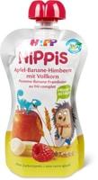 Hipp Quetschbeutel Apfel Himbeer Voll.