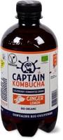 Captain Kombucha Ginger-Lemon