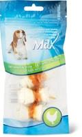 Max ossi nodati da Masticare con pollo