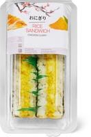 Rice Sandwich poulet-curry