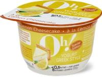 Oh! Yogurt Greek Style Limone Cheesecake