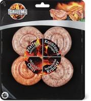 Grill mi Grillschnecken-Mix in Sonderpackung