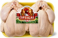 Pollo intero Optigal, 2 pezzi