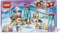 Lego Friends Lo ski lift del villaggio invernale 41324