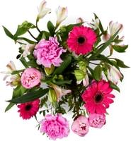 Bouquet de pivoines Splendide