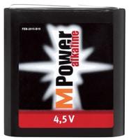 M-Power 3LR12 / 4.5V 1 pezzo pila