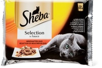 Sheba Selection Sauce Herzhaftes Duo