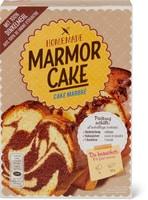 Backmischung Marmor Cake