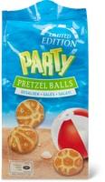 Pretzel Balls Party