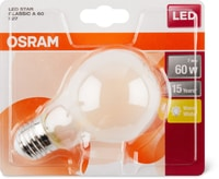 OSRAM LED RETROFIT CLAS A 60 E27 MATT