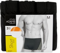 Slips ou shorts John Adams pour homme, en lot de 3