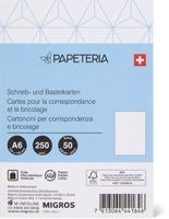 Papeteria A6 Cartoncini per corrispondenza e bricolage
