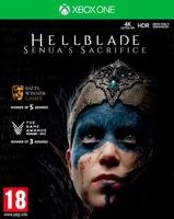 Xbox One - Hellblade: Senua's Sacrifice  Box