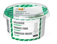 M-Budget fromage frais herbes ail