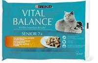 Vital Balance Senior Pâté con pollo