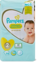 Pampers Premium Protection New Baby Gr. 2, 4-8kg