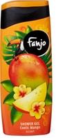 Fanjo gel de douche aux senteurs fruitées Exotic Mango